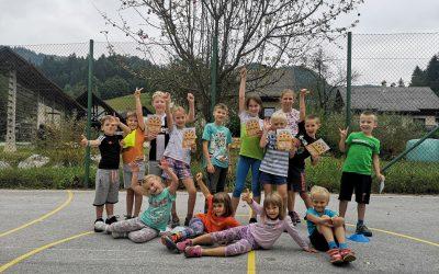 Jesenski šolski kros