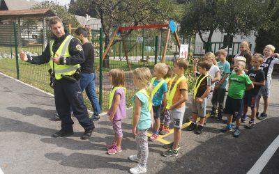 Policist na obisku